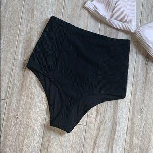 High-Waisted Bikini Bottom